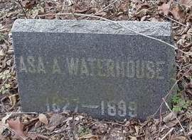 WATERHOUSE, ASA - Louisa County, Iowa | ASA WATERHOUSE