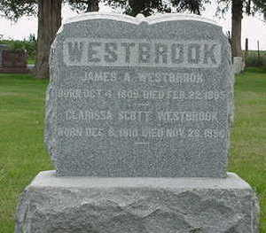 WESTBROOK, JAMES - Louisa County, Iowa | JAMES WESTBROOK