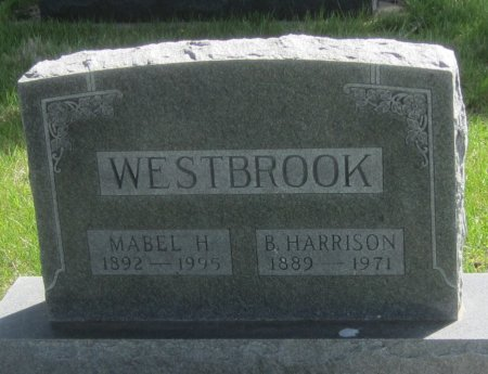 WESTBROOK, MABEL H. - Louisa County, Iowa | MABEL H. WESTBROOK