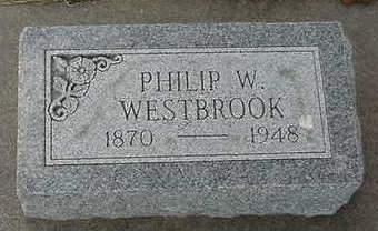 WESTBROOK, PHILIP W. - Louisa County, Iowa | PHILIP W. WESTBROOK