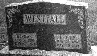 WESTFALL, ETHEL - Louisa County, Iowa | ETHEL WESTFALL