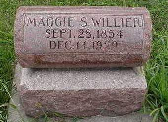WILLIER, MAGGIE - Louisa County, Iowa | MAGGIE WILLIER