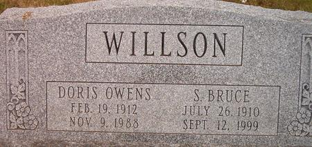 WILLSON, S. BRUCE - Louisa County, Iowa | S. BRUCE WILLSON