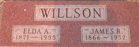 WILLSON, JAMES R. - Louisa County, Iowa | JAMES R. WILLSON