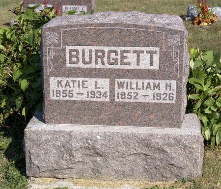 BURGETT, KATIE  L. - Lucas County, Iowa | KATIE  L. BURGETT