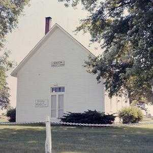 CHURCH, SALEM - Lucas County, Iowa | SALEM CHURCH