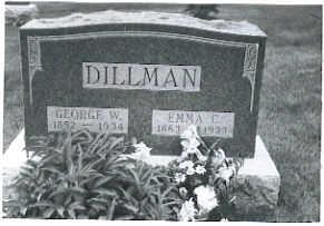 DILLMAN, EMMA C. - Lucas County, Iowa | EMMA C. DILLMAN