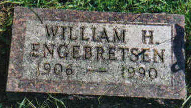 ENGEBRETSEN, WILLIAM H. - Lucas County, Iowa | WILLIAM H. ENGEBRETSEN