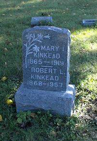 MITCHELL KINKEAD, MARY IDA - Lucas County, Iowa | MARY IDA MITCHELL KINKEAD