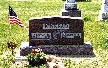 PETTIGREW KINKEAD, MARGUERITE - Lucas County, Iowa | MARGUERITE PETTIGREW KINKEAD