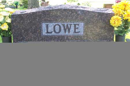 LOWE, HARRY - Lucas County, Iowa | HARRY LOWE