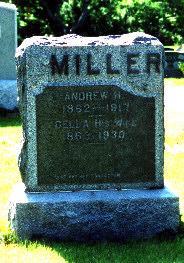 MILLER, ANDREW H. - Lucas County, Iowa | ANDREW H. MILLER