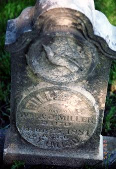 MILLER, WILLIAM L - Lucas County, Iowa | WILLIAM L MILLER