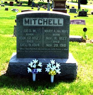 MITCHELL, MARY ANN - Lucas County, Iowa | MARY ANN MITCHELL
