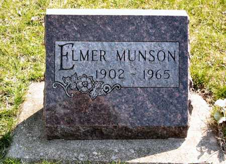 MUNSON, ELMER - Lucas County, Iowa | ELMER MUNSON