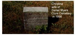 TREESH MYERS, CHRISTINA - Lucas County, Iowa | CHRISTINA TREESH MYERS