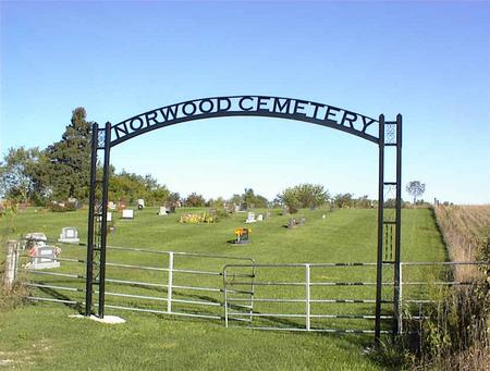 NORWOOD, CEMETERY - Lucas County, Iowa   CEMETERY NORWOOD