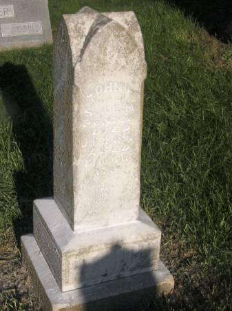 PENICK, JOHN L. - Lucas County, Iowa | JOHN L. PENICK