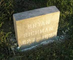 RICHMAN, BRYAN - Lucas County, Iowa | BRYAN RICHMAN