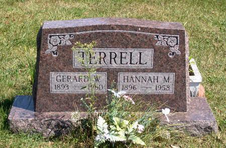 DURHAM TERRELL, HANNAH M. - Lucas County, Iowa | HANNAH M. DURHAM TERRELL