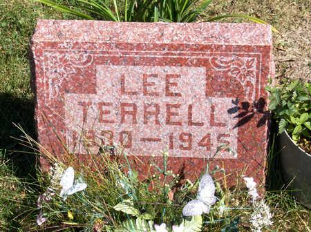 TERRELL, LEE - Lucas County, Iowa | LEE TERRELL