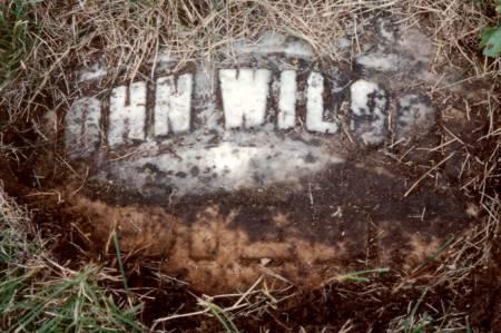 WILSON, JOHN - Lucas County, Iowa | JOHN WILSON