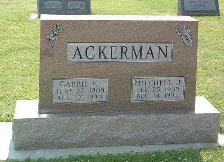 ACKERMAN, MITCHELL J. - Lyon County, Iowa | MITCHELL J. ACKERMAN