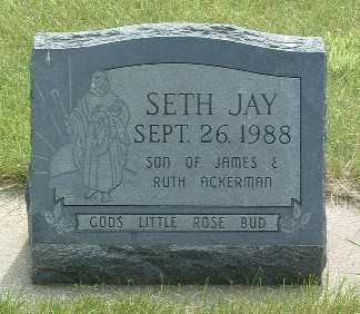 ACKERMAN, SETH JAY - Lyon County, Iowa | SETH JAY ACKERMAN