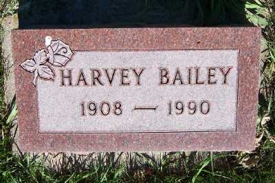 BAILEY, HARVEY - Lyon County, Iowa | HARVEY BAILEY