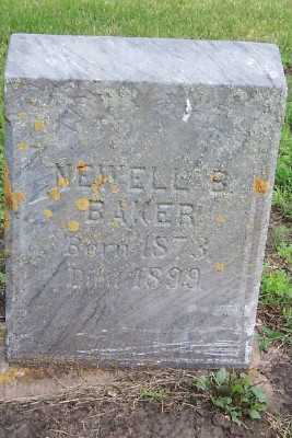 BAKER, NEWELL S. (1873-1899) - Lyon County, Iowa | NEWELL S. (1873-1899) BAKER