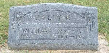 BARTON, WILLIAM - Lyon County, Iowa | WILLIAM BARTON