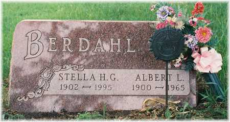 BERDAHL, ALBERT LEANDER - Lyon County, Iowa | ALBERT LEANDER BERDAHL