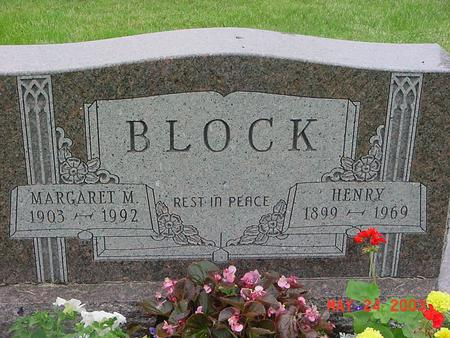 BLOCK, MARGARET (MAGGIE) - Lyon County, Iowa | MARGARET (MAGGIE) BLOCK