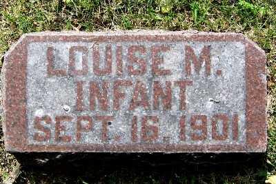 BOLL, LOUISE M. - Lyon County, Iowa   LOUISE M. BOLL