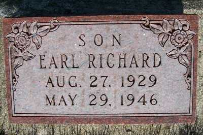 BOON, EARL RICHARD - Lyon County, Iowa | EARL RICHARD BOON