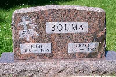 BOUMA, GRACE - Lyon County, Iowa | GRACE BOUMA