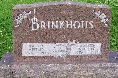 BRINKHOUS, MOLLIE - Lyon County, Iowa | MOLLIE BRINKHOUS