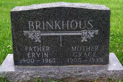 BRINKHOUS, ERVIN - Lyon County, Iowa | ERVIN BRINKHOUS