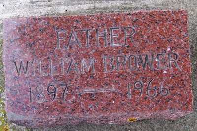 BROWER, WILLIAM - Lyon County, Iowa | WILLIAM BROWER