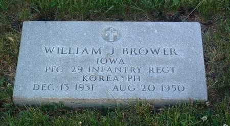 BROWER, WILLIAM J. - Lyon County, Iowa | WILLIAM J. BROWER