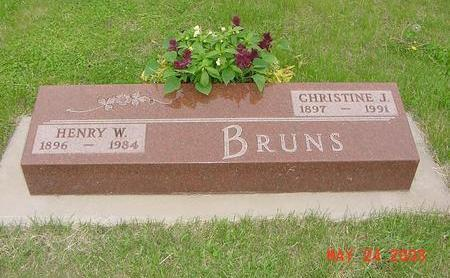 GOLDHORN BRUNS, CHRISTINE - Lyon County, Iowa | CHRISTINE GOLDHORN BRUNS