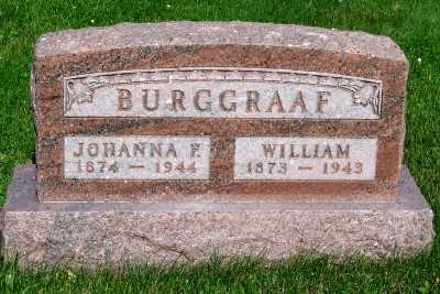 BURGGRAAF, WILLIAM - Lyon County, Iowa | WILLIAM BURGGRAAF