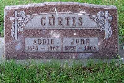 CURTIS, JOHN - Lyon County, Iowa | JOHN CURTIS