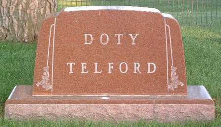 TELFORD, FAMILY HEADSTONE - Lyon County, Iowa | FAMILY HEADSTONE TELFORD
