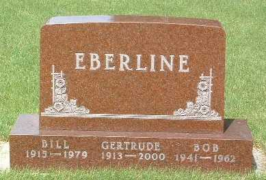 EBERLINE, BILL - Lyon County, Iowa | BILL EBERLINE
