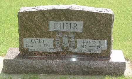 FIIHR, CARL H. - Lyon County, Iowa | CARL H. FIIHR