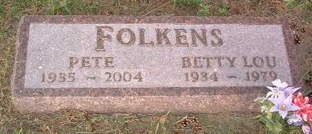 FOLKENS, BETTY LOU - Lyon County, Iowa | BETTY LOU FOLKENS