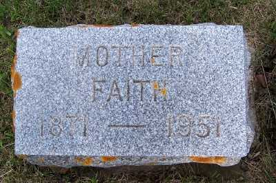 GILLIN, FAITH - Lyon County, Iowa | FAITH GILLIN