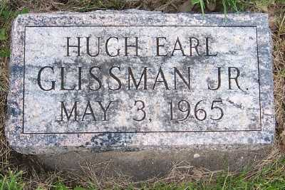 GLISSMAN, HUGH EARL JR. - Lyon County, Iowa | HUGH EARL JR. GLISSMAN