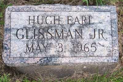 GLISSMAN, HUGH EARL JR. - Lyon County, Iowa | HUGH EARL JR. GLISSMAN